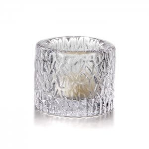 Simon Pearce Silver Lake Tea Light
