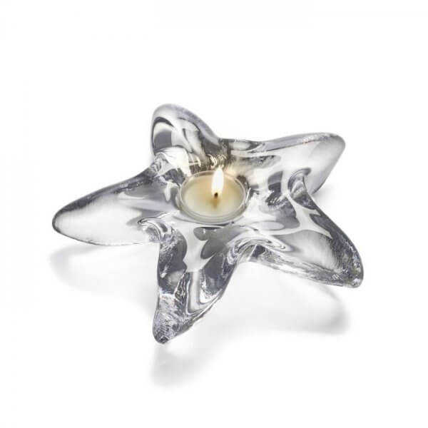 Simon Pearce Starfish Tealight